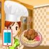 بازی آنلاین فلش فلافل - دخترانه آشپزی