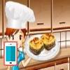 بازی آنلاین فلش آشپزی کیک ماسوکا - دخترانه