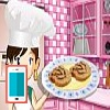 بازی آنلاین فلش آشپزی کیک مربایی - دخترانه
