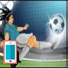 بازی آنلاین فلش فوتبال جام جهانی 2010 قهرمانان سه بعدی- ورزشی