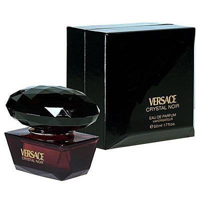 ادکلن زنانه ورساچه مشکی Versace Crystal Noir