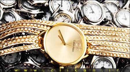 خرید پستی ساعت سی کی طرح لارنس ck