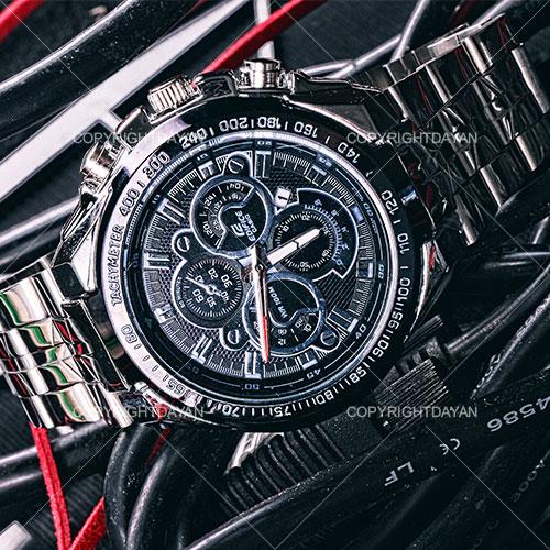 ساعت کاسیو مدل 554 ef ادیفایس اصل EDIFICE