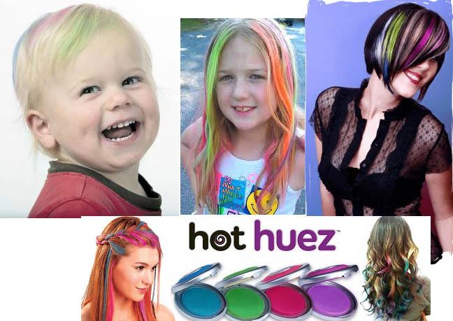 گچ موی هات هیوز ( هاتیوس ) hot huez
