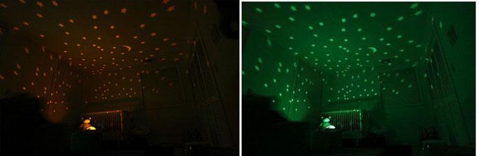 چراغ خواب لاک پشتی موزیکال ( چراغ خواب شلمن )